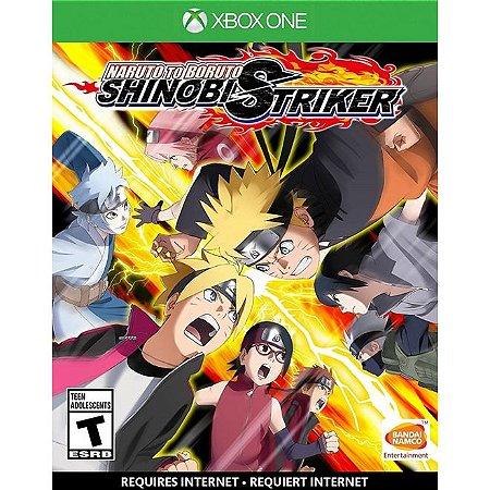 Xbox One Naruto to Boruto Shinobi Striker [USADO]