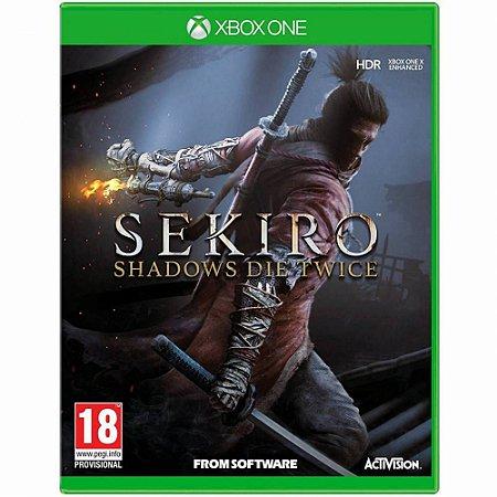 Xbox One Sekiro: Shadows Die Twice