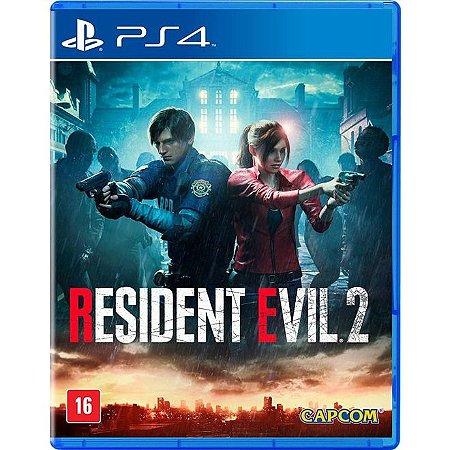 PS4 Resident Evil 2 [USADO]