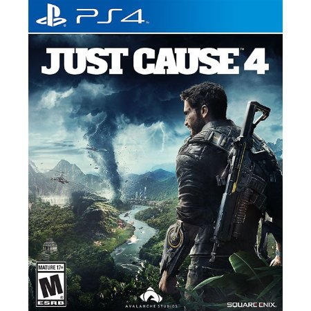 PS4 Just Cause 4 [USADO]