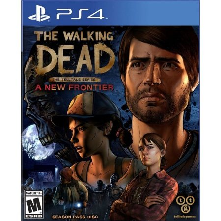 PS4 The Walking Dead: A New Frontier [USADO]