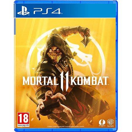 PS4 Mortal Kombat 11 [USADO]