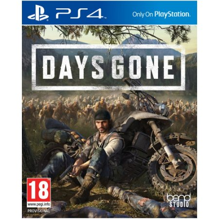 PS4 Days Gone [USADO]