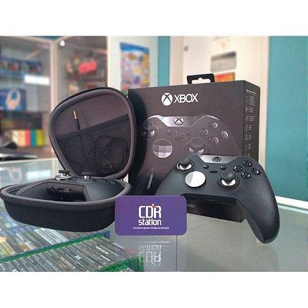 Xbox One Controle Sem Fio Original Elite Seminovo