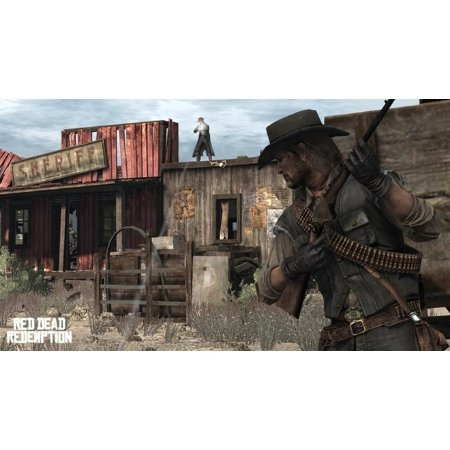 Xbox One E Xbox 360 Red Dead Redemption