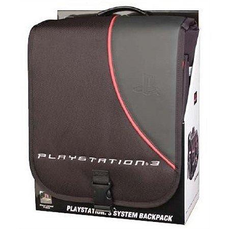 PS3 Super Bolsa PlayStation 3 System Backpack original Sony
