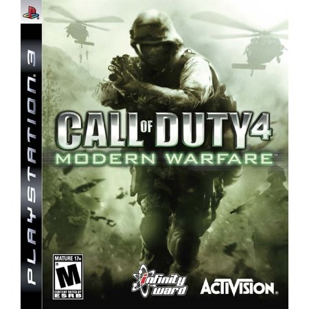 PS3 Call of Duty 4: Modern Warfare [USADO]