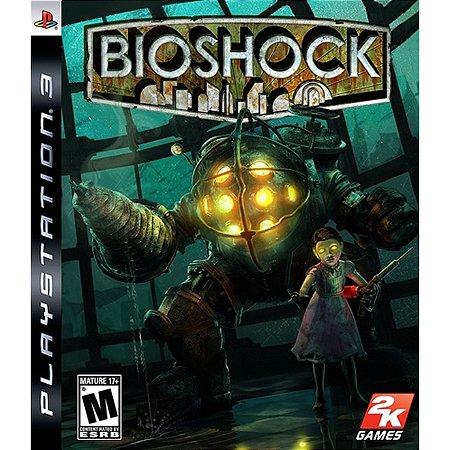 PS3 Bioshock [USADO]