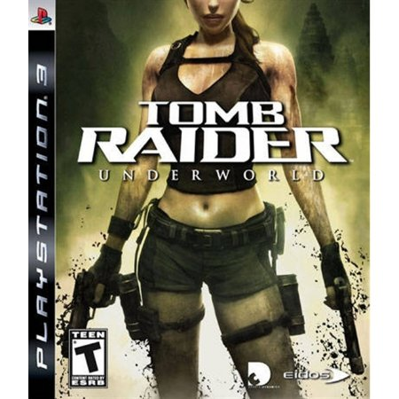 PS3 Tomb Raider Underworld [USADO]