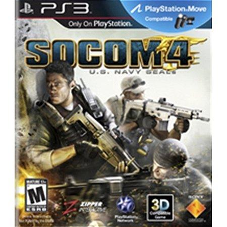 PS3 Socom 4