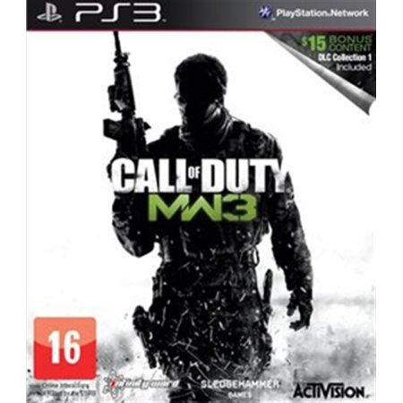 PS3 Call of Duty: Modern Warfare 3 + DLC Collection 1