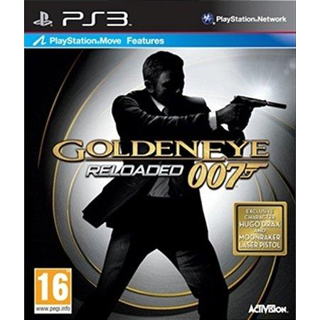 PS3 GoldenEye 007: Reloaded