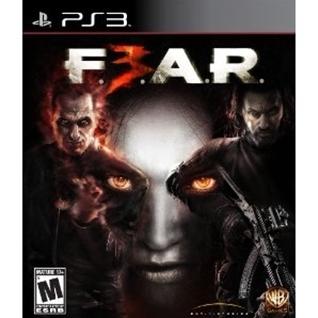 PS3 F.E.A.R. 3 [Fear 3] [USADO]