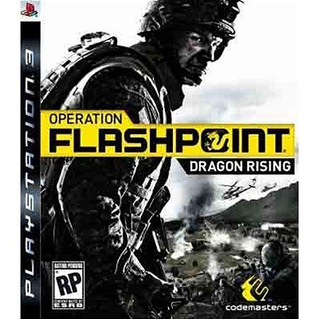 PS3 Operation Flashpoint 2: Dragon Rising [USADO]