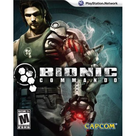 PS3 Bionic Commando [USADO]