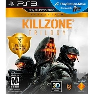 PS3 Killzone Trilogy [USADO]