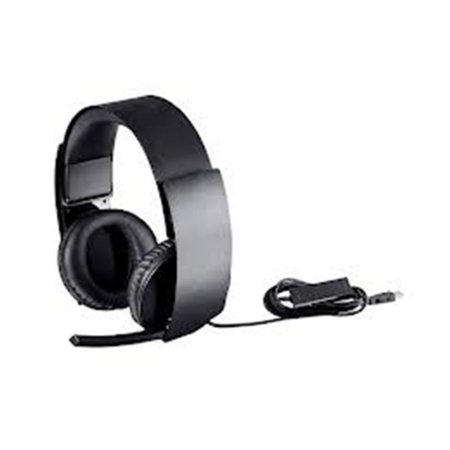 PS3 Headset Pulse Stereo Oficial Sony com fio para Playstation 3