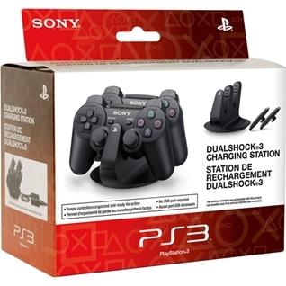 PS3 PlayStation Dualschock 3 Charging Station [Carregador para controles Playstation 3]
