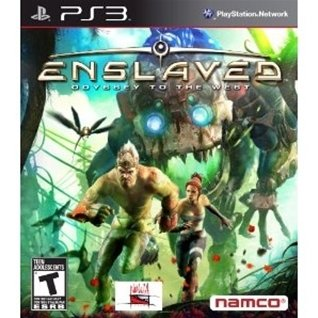 PS3 Enslaved: Odyssey to the West [USADO]