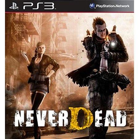 PS3 Never Dead [USADO]