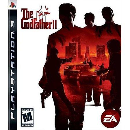 PS3 The Godfather II [USADO]