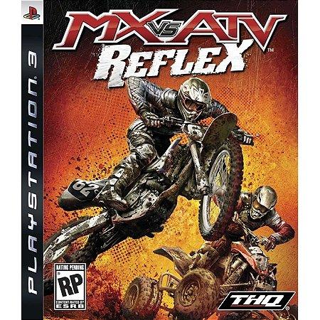 PS3 MX vs ATV Reflex [USADO]