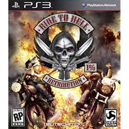 PS3 Ride to Hell: Retribution [USADO]