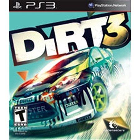 PS3 Dirt 3 [USADO]