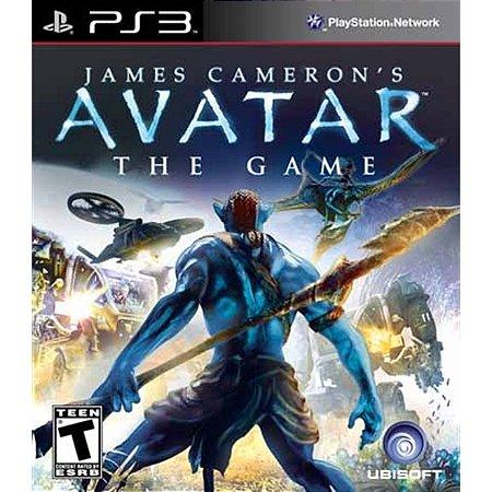 PS3 James Cameron's Avatar: The Game [USADO]