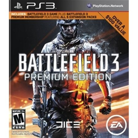 PS3 Battlefield 3 Premium Edition [USADO]