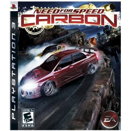PS3 Need For Speed Carbon [USADO]
