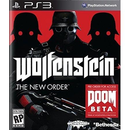 PS3 Wolfenstein: The New Order