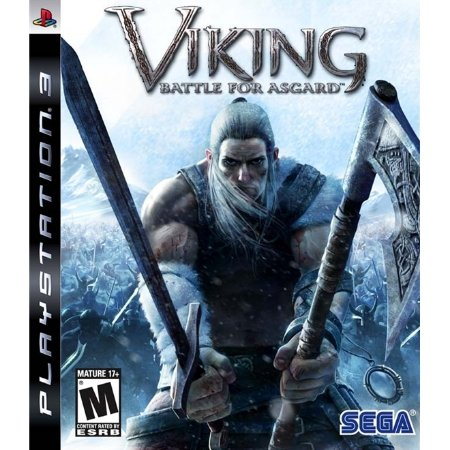 PS3 Viking: Battle for Asgard [USADO]