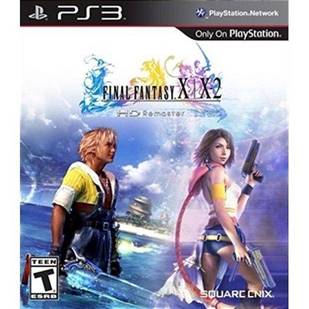 PS3 Final Fantasy X/X-2 HD Remaster