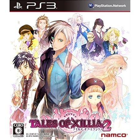 PS3 Tales of Xillia 2