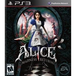PS3 Alice: Madness Returns [USADO]