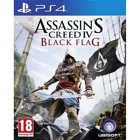 PS4 Assassin´s Creed IV: Black Flag [USADO]