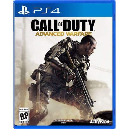 PS4 Call of Duty: Advanced Warfare