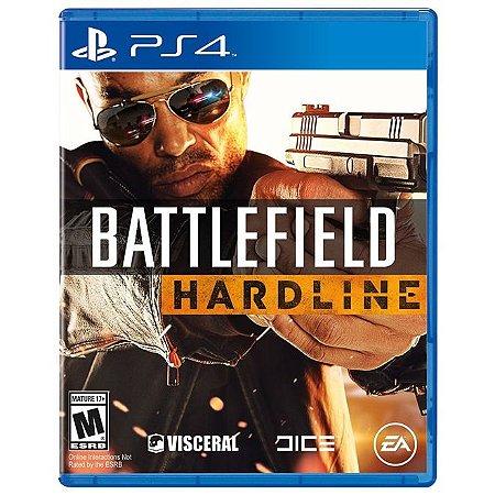 PS4 Battlefield Hardline [USADO]