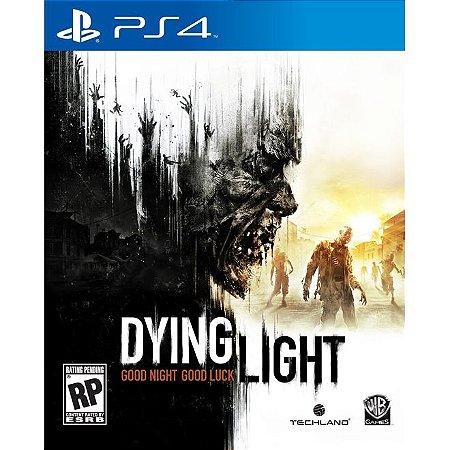 PS4 Dying Light [USADO]