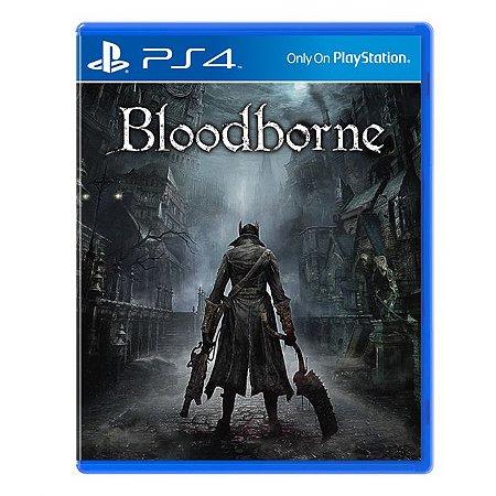 PS4 Bloodborne [USADO]