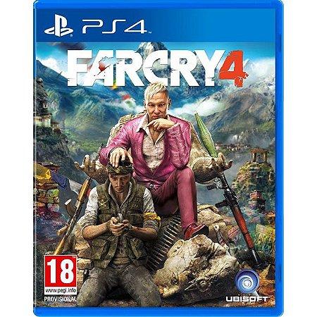 PS4 Far Cry 4 [USADO]