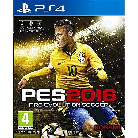 PS4 Pro Evolution Soccer 2016 [PES 2016]