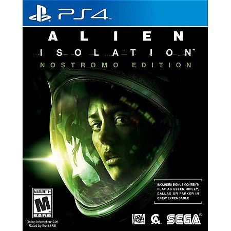 PS4 Alien Isolation [USADO]