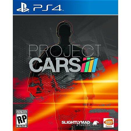 PS4 Project Cars 2 [USADO]