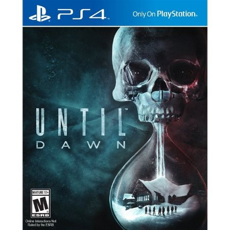 PS4 Until Dawn [USADO]