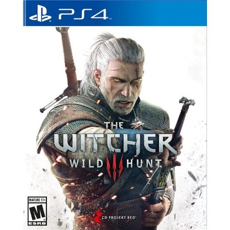 PS4 The Witcher 3: Wild Hunt [USADO]
