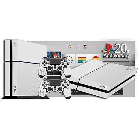PS4 Skin - [Película decorativa] Playstation 20 anos