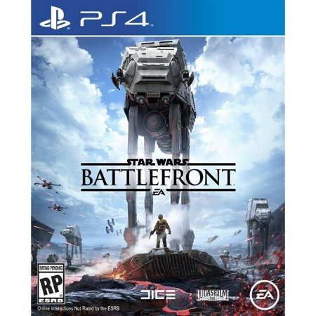 PS4 Star Wars: Battlefront [USADO]