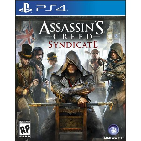 PS4 Assassin´s Creed Syndicate [USADO]